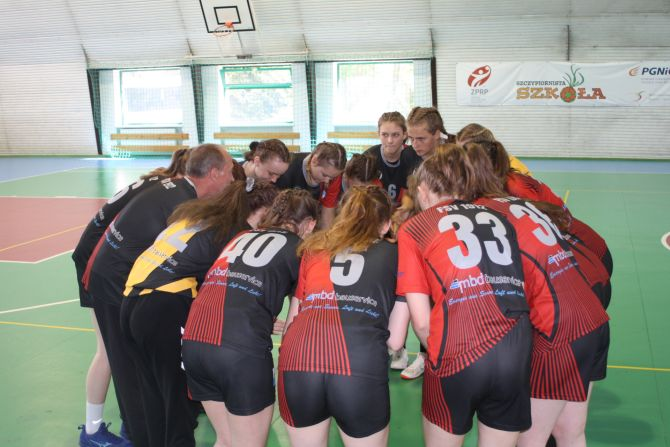 2019 04 27 Handball in Warschau 1 s