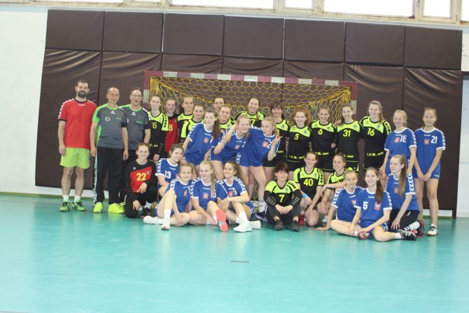 2019 04 27 Handball in Warschau 2 s