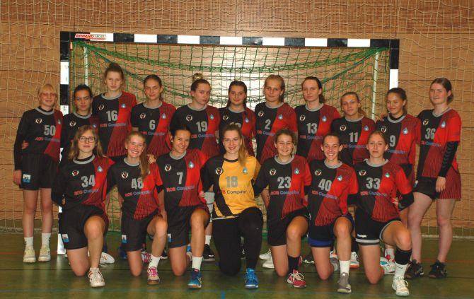 FSV-Handball-A-Juniorinnen